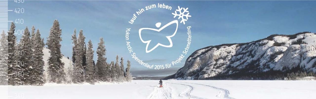 Yukon Arctic Spendenlauf