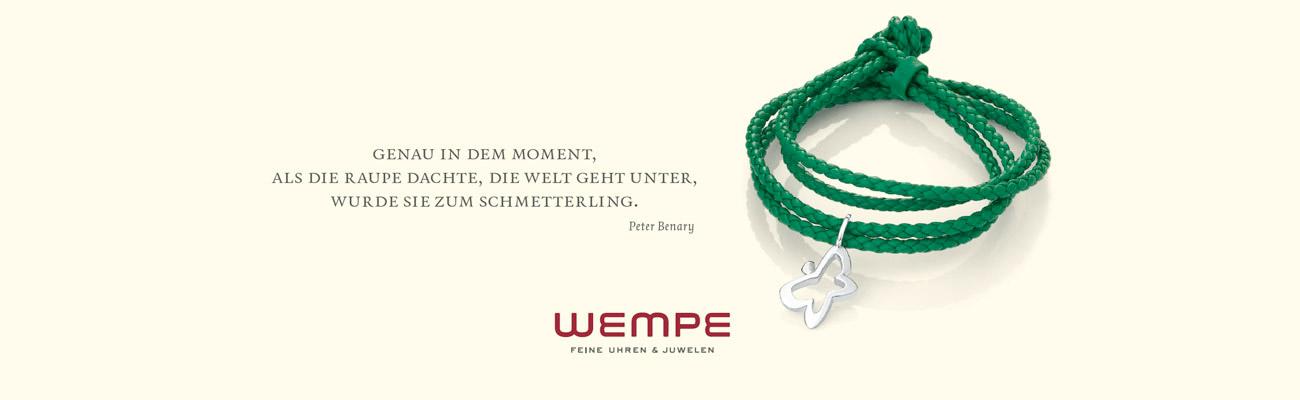 Schmetterlins Kollektion Wempe Frankfurt