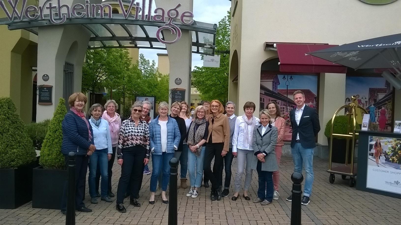 Wertheim Village Shopping Tours