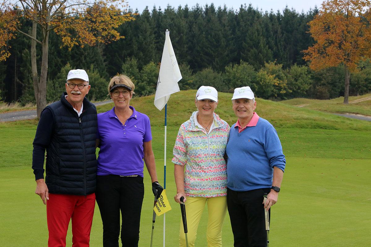 1. Schmetterling Golf Cup Nordhessen auf Gut Wissmannshof
